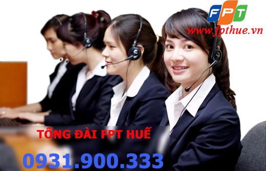 Tổng đài lắp mạng FPT
