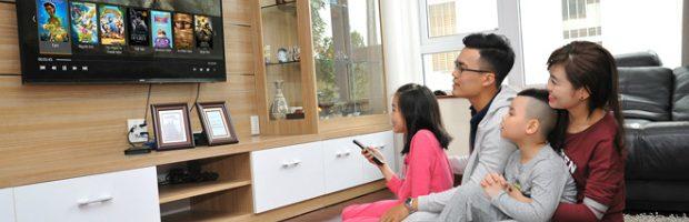 FPT tivi - truyền hình HD công nghệ IPTV