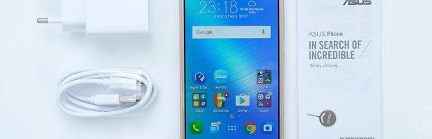 FPT Shop tài trợ 100% lãi suất mua trả góp Zenfone 3 Max