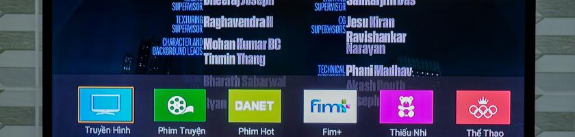 Hướng dẫn xem ứng dụng sự kiện trên truyền hình FPT