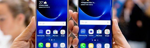 Galaxy S7/S7 Edge và iPhone được đổi cũ lấy mới