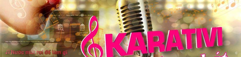 hát karaoke cùng truyền hình FPT