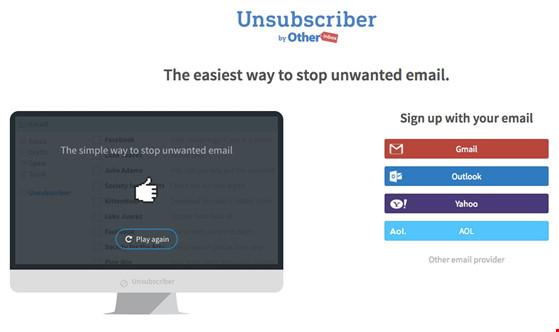 Làm thế nào để chặn toàn bộ Email rác