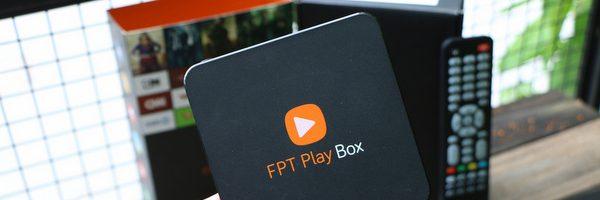 FPT play box được phân phối bởi FPT Telecom
