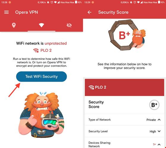 Hướng dẫn kiểm tra kết nối Wi-fi an toàn để truy cập