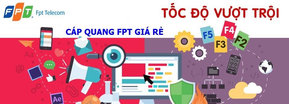 Cáp quang FPT Huế