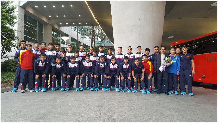 Đôi tuyển U20 Việt Nam