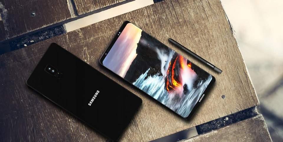 Galaxy Note 8 sẽ trang bị camera kép, zoom quang ngon hơn iPhone 7 Plus