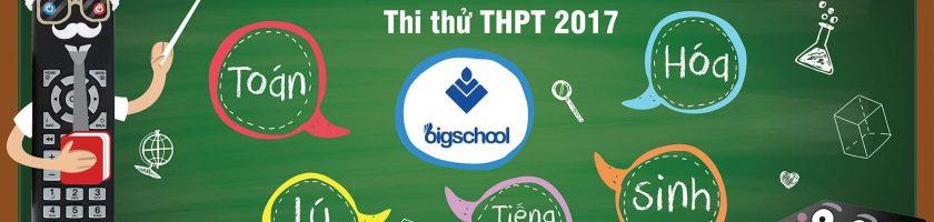 Truyền hình FPT ra ứng dụng thi thử THPT Quốc gia BigSchool