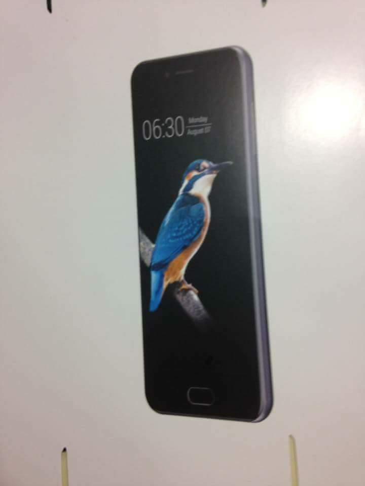 Lộ rõ ảnh và cấu hình chi tiết smartphone Bphone 2