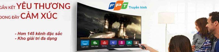 Nâng cấp lắp đặt thêm truyền hình số FPT với giá 0đ